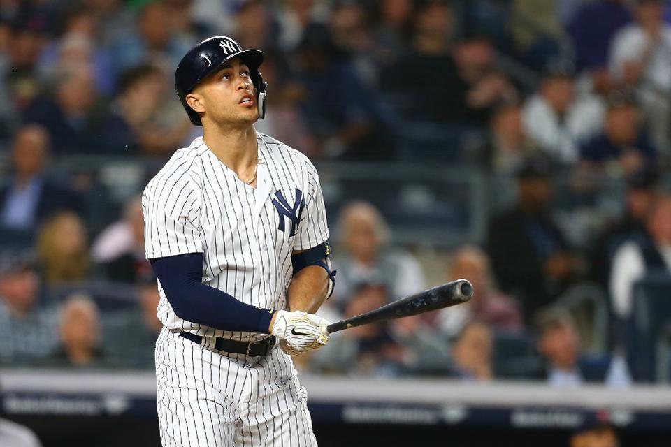 Giancarlo Stanton, pelotero de los Yankees, donará 15 mil máscaras  protectoras - Latin US