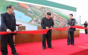 Kim Jong Un no había aparecido en publico desde el pasado 12 de abril