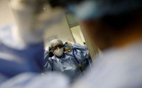 Listos para la fase crítica, 124 hospitales de Sedena y Marina