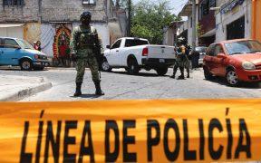 Nueve muertos en tres tiroteos en Guadalajara