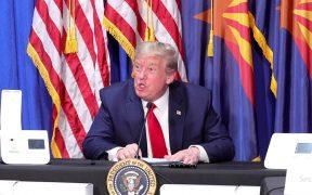 Trump advierte que muertes continuarán mientras EU reabre