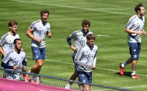 La Bundesliga se reanudará a finales de mayo, según anunció el gobierno alemán. (Foto: EFE)