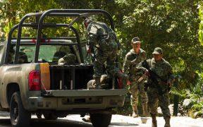 que las Fuerzas Armadas participen en tareas de seguridad pública