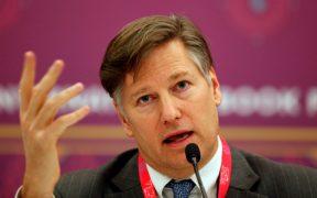 Una prensa libre es la base de la democracia, dice el embajador Landau por amenazas a Reforma