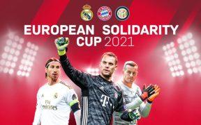 Real Madrid, Bayern e Inter jugarán la Copa Europea de la Solidaridad en 2021.