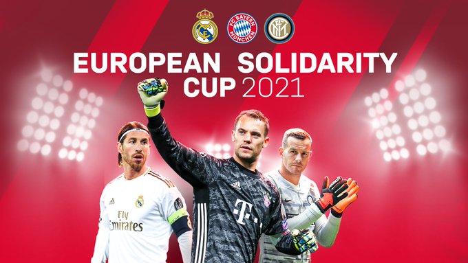 Bayern Madrid 2021
