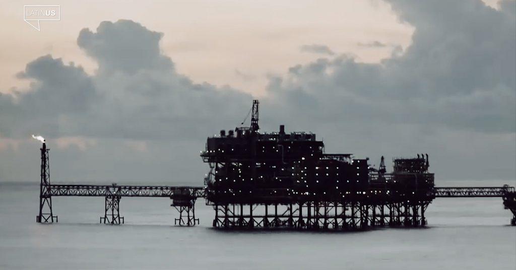 Plataforma de Petróleos Mexicanos