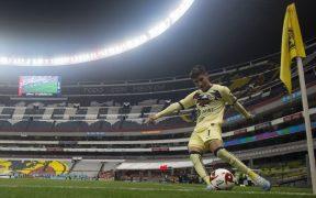 El Estadio Azteca albergó el último partido del Clausura 2020 antes del paro por el coronavirus. (Foto: Mexsport)