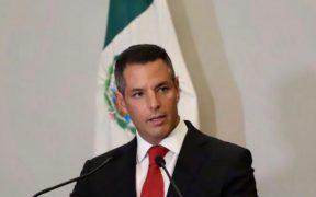 El gobernador de Oaxaca, Alejandro Murat
