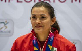 La mexicana María del Rosario Espinoza es una de las más laureadas de su país. (Foto: Mexsport)