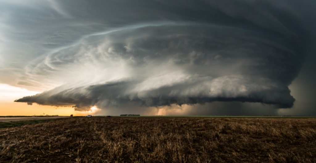 Tornados en EU