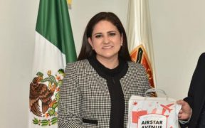 Alcaldesa de Hermosillo da positivo a Covid-19