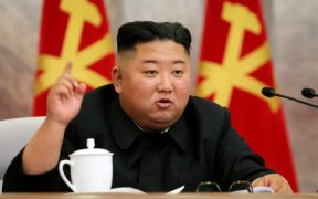 Kim Jong Un reaparece en reunión militar sobre aumento de su arsenal nuclear