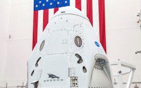 NASA, de vuelta al futuro con lanzamiento de cápsula