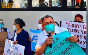 protesta-iner-medicos-enfermeras