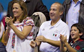 El expresidente Felipe Calderón es aficionado al Morelia. (Foto: Mexsport)