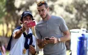 Gareth Bale defendió su afición por jugar al golf. (Foto: EFE)