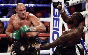 Tyson Fury es el campeón de peso Completo del CMB. (Foto: EFE)