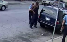 Video muestra los primeros momentos del arresto y muerte de George Floyd