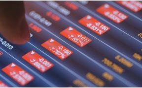 BMV y Wall Street caen por aumento en casos de Covid-19 y en solicitudes de subsidios por desempleo