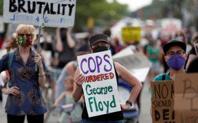 El exoficial de Minneapolis que estranguló a George Floyd tenía un historial denuncias