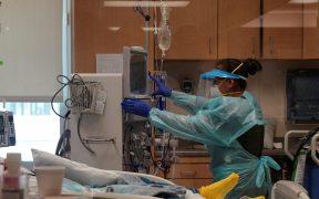 Repunte de casos de Covid por variante Delta satura hospitales de Florida, Luisiana y Georgia