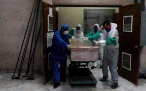 El coronavirus ha dejado más muertes en México en el 2020 que la violencia