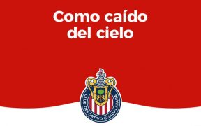 Chivas anunció con un desplegado el regreso de Ángel Zaldívar. (Foto: Chivas)