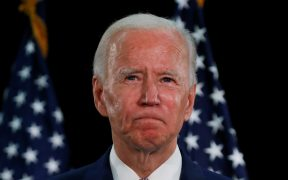Joe Biden, candidato demócrata a la presidencia de Estados Unidos.