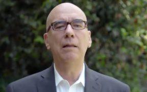 Dante Delgado, senador de Movimiento Ciudadano.