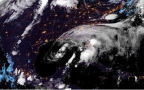 """Fuertes vientos de la tormenta de """"Cristóbal"""" afectan ya el sur de EU"""