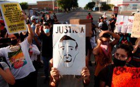 Harán investigación conjunta en Jalisco por caso de Giovanni López