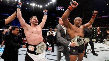 Miocic y Cormier completarán su trilogía en UFC.