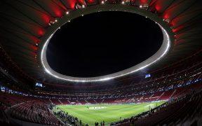 El Wanda Metropolitano fue ofrecido al Real Madrid para celebrar sus partidos como local. (Foto: EFE)