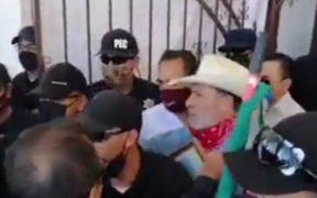 protestan-productores-agricolas-extraccion-agua-presa-chihuahua