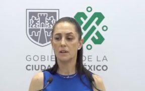 Foto: Tomada de video Gobierno de la Ciudad de México