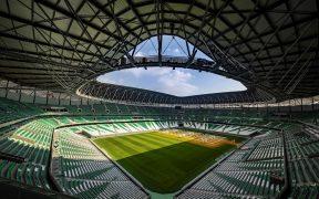 El estadio Ciudad de la Educación es el tercero del Mundial de Catar 2022. (Foto: EFE)
