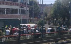 Policías retiran bloqueos tras pedir la liberación de los oficiales detenidos por el caso Melanie