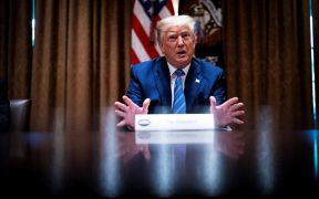 El presidente de Estados Unidos, Donal Trump. EFE