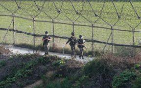 Ejército norcoreano amenaza con volver a zona desmilitarizada en frontera con Corea del Sur