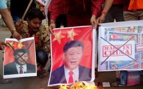 Desde hace un mes, Nueva Delhi y Pekín han tenido varios desacuerdos territoriales. Foto: EFE