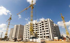 Sector de la construcción en México está aún 16% abajo del nivel prepandemia