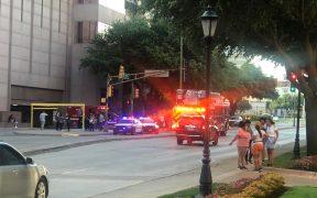 Reportan tiroteo en centro comercial de Texas