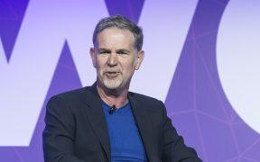 Reed Hastings, director ejecutivo de Netflix