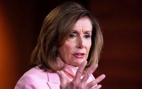 Pelosi ordena retirar del Capitolio los retratos de cuatro confederados