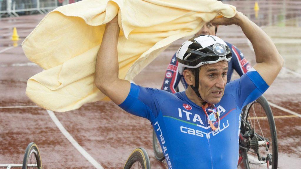 Zanardi participaba en una exhibición de atletas paralímpicos cuando sufrió el accidente. (Foto: EFE)