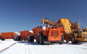 Brote de Covid en exportadora de sal
