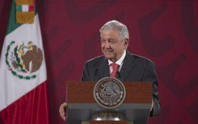El presidente Andrés Manuel durante su conferencia matutina. Foto: Gobierno