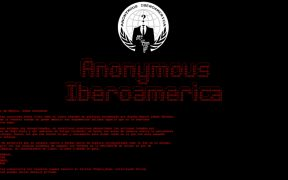 Anonymous Iberoamérica hackea página de Conapred