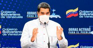 Maduro, dispuesto a conversar con Trump cuando sea necesario
